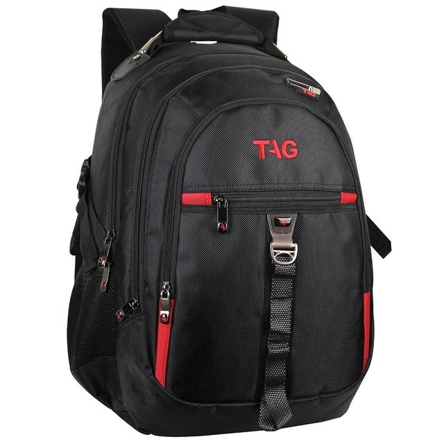 Mochilas Tag Black 19