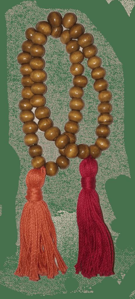 33efcf8a4588 Japa Mala Pulsera madera - Comprar en Nuez Moscada