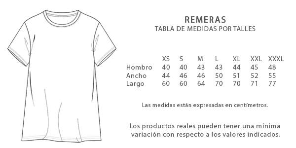 Remera P4P Unisex - Diseño Rosa d89f813450321
