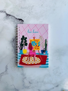 Cuadernos Love Home - BROOK