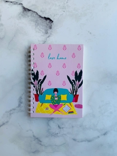 Cuadernos Love Home