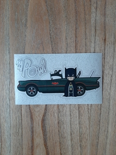 Sticker Kapow