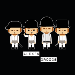 Alex's Droogs Mujer