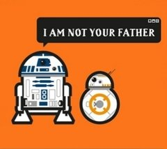 R2D2 And BB8 Mujer - comprar online