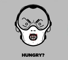 Hungry? Hombre