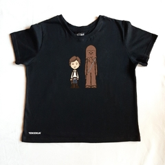 Han solo + Chewy Mujer * - comprar online