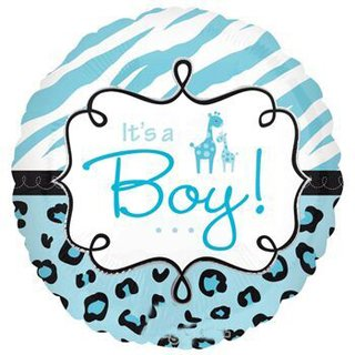 BABY SHOWER METALIZADO 18´´ en internet
