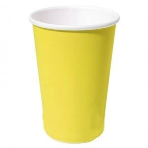 Classic Cup Yellow