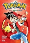 POKEMON RED GREEN BLUE Nº01