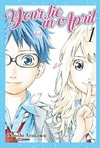 YOUR LIE IN APRIL Nº01