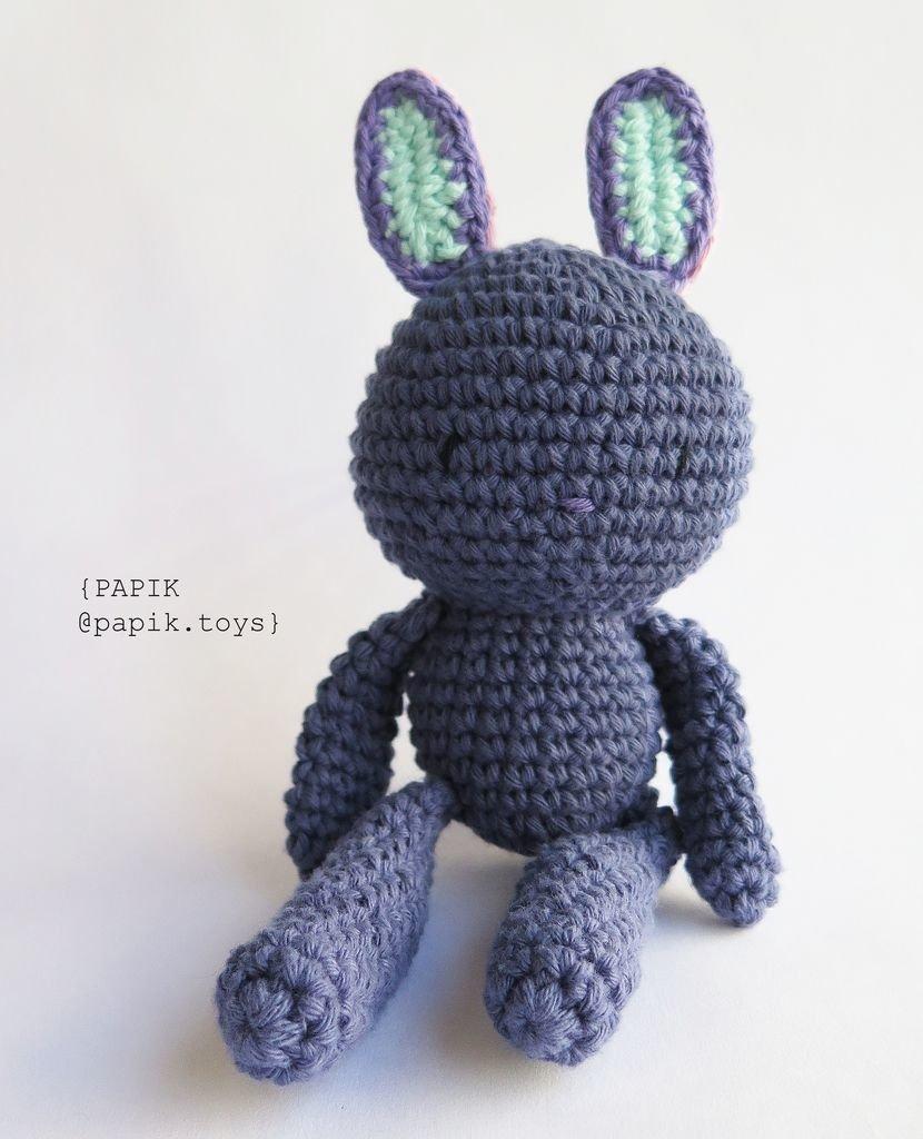 Como hacer un conejito amigurumi orejas largas en versión niño | 1024x830