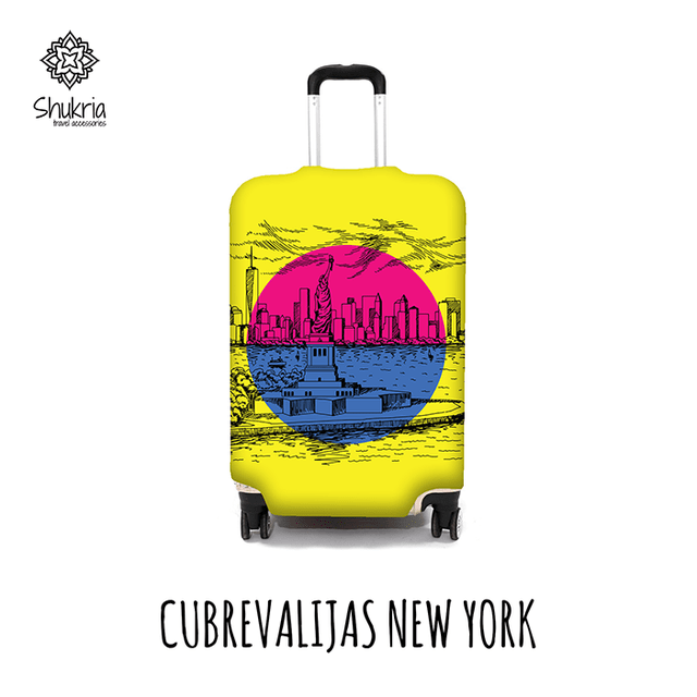 Cubrevalijas New York