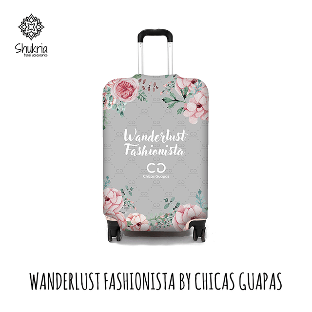 Cubrevalijas by Chicas Guapas - Shukria Travel Accessories