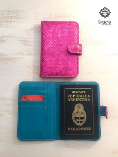 Portapasaportes - Shukria Travel Accessories