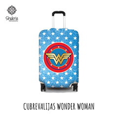 Cubrevalijas Wonder Woman