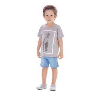 Camiseta Up Baby Mescla 41631