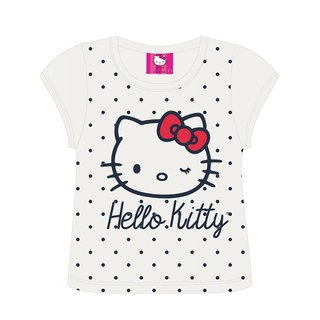 Blusa Hello Kitty Infantil 80073 0106 1218