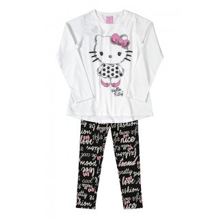 Conjunto Infantil Hello kitty Atacado