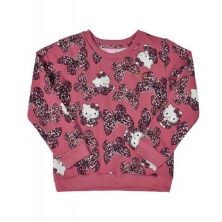 Blusão Molecotton Hello Kitty Rosa 88189