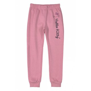 Calça Moletom Hello Kitty Rosa 88197