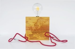 WOODLAMP EUROPA - TERRAL