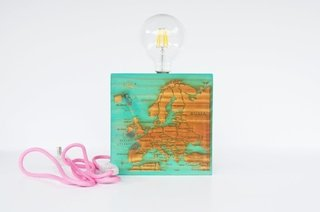 WOODLAMP EUROPA en internet