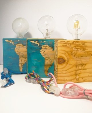 WOODLAMP SUDAMERICA - TERRAL
