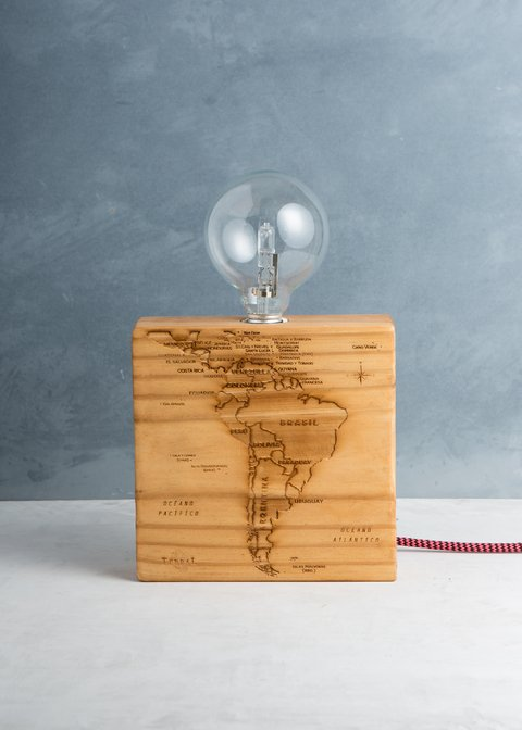 WOODLAMP SUDAMERICA