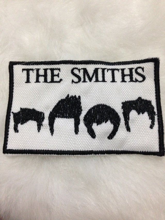 Parche The Smiths en internet