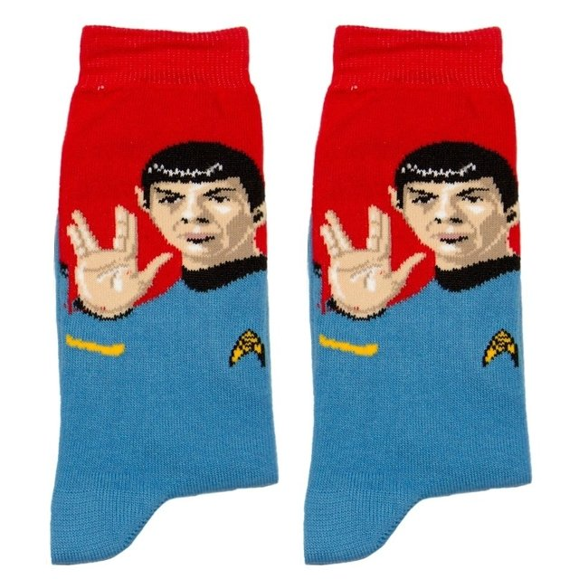 Medias Mr Spock