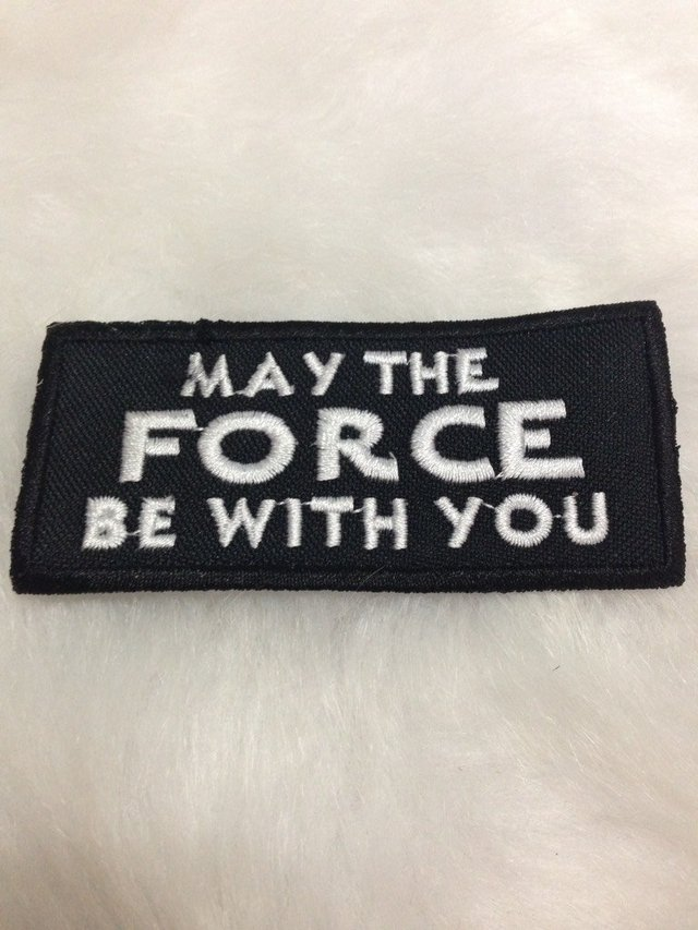 Parche May The Force - comprar online