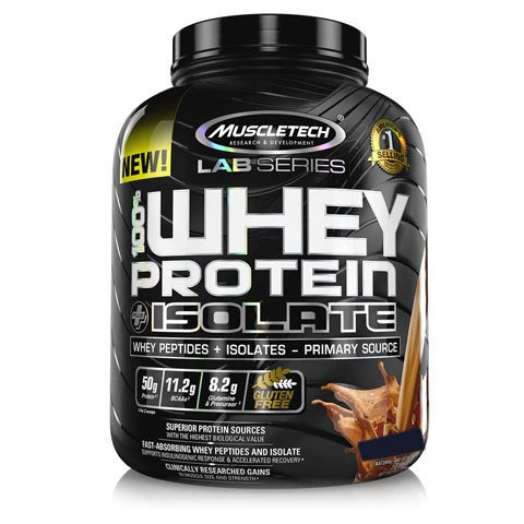 NITRO TECH 100% WHEY GOLD 2,72KG - MUSCLE TECH