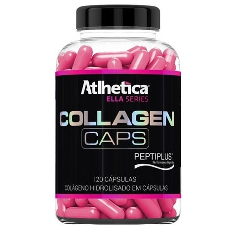 Pote com COLLAGEN 120(CAPS) - ATLHETICA