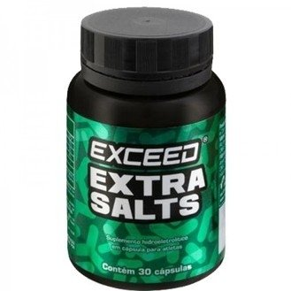EXTRA SALTS 30(CAPS) - ADVANCED NUTRITION