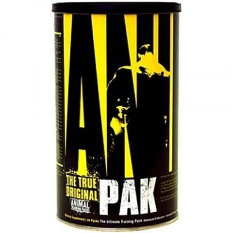 ANIMAL PAK 30 PACKS - UNVERSAL