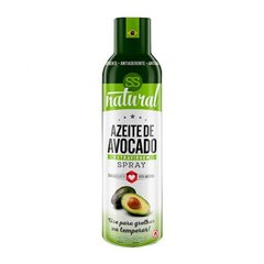 AZEITE DE AVOCADO SPRAY EXTRA VIRGEM 128ML - SS NATURAL