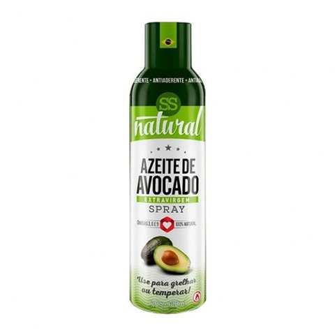 Spray de AZEITE DE AVOCADO SPRAY EXTRA VIRGEM 128ML - SS NATURAL