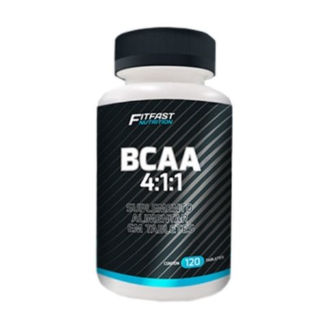 BCAA 4:1:1 120(TABS) - FITFAST NUTRITION