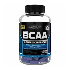 BCAA ULTRACONCENTRADO 120(TABLETS) AGE - NUTRILATINA