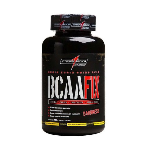 BCAA FIX INTEGRALMÉDICA  400/240/120(TABS)