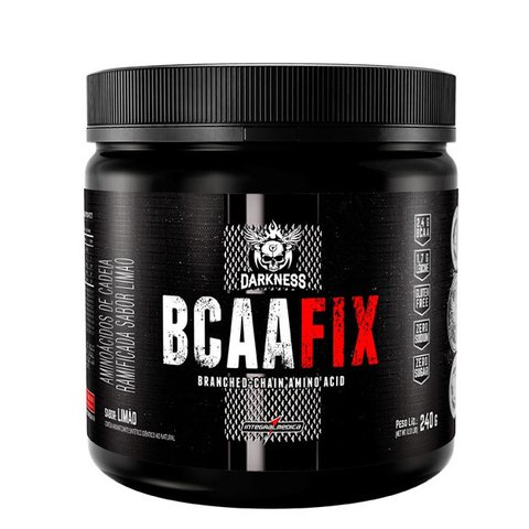 Pote de BCAA FIX POWDER 240G - INTEGRALMÉDICA