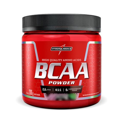 BCAA POWDER 200G - INTEGRALMEDICA