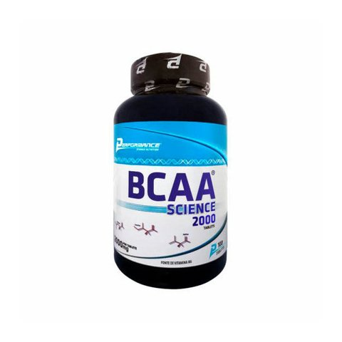 BCAA SCIENCE 2000 100(TABS) - PERFORMANCE SCIENCE