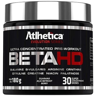 BETA HD 180G - ATHLETICA EVOLUTION