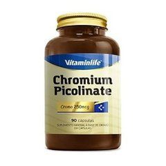 Chromium Picolinate Cromo 90(CAPS) - VitaminLife