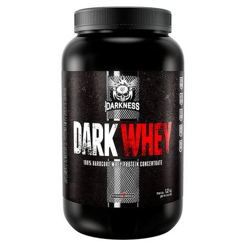 DARK WHEY 1.2KG - INTEGRALMEDICA