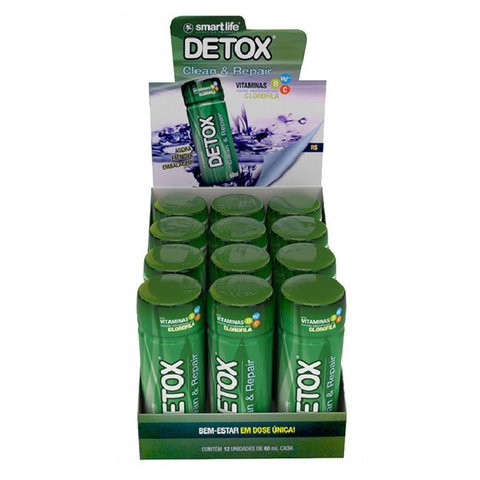 DETOX CLEAN REPAIR 60ML - SMARTLIFE