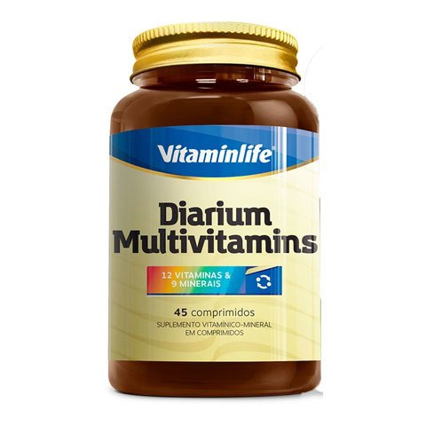 DIARIUM MULTIVITAMINS 45(CAPS) - VITAMINLIFE