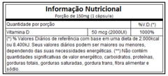 Vitamina D3 2000UI CLEANLAB 100(CAPS) - ATLHETICA NUTRITION