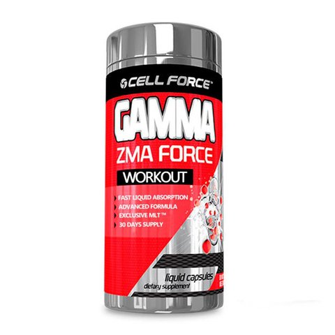GAMMA ZMA FORCE 60(LIQUIDCAPS) - CELL FORCE